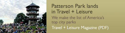Pat Park in Travel + Leisure